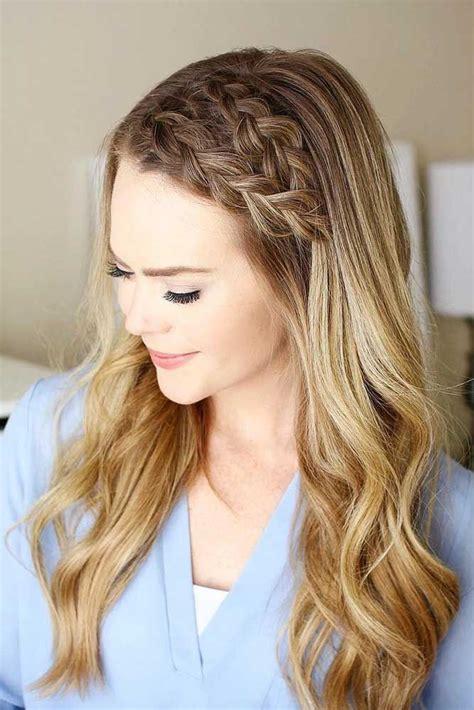 cute braided hairstyles    braids  medium length hair