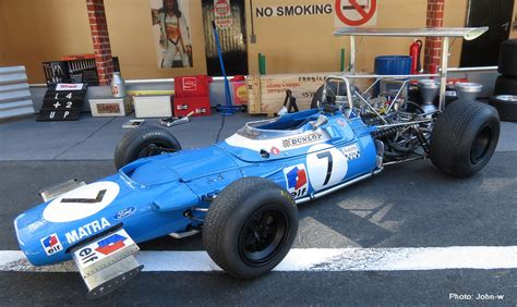 Matra MS80, Jackie Stewart, Spain 1969