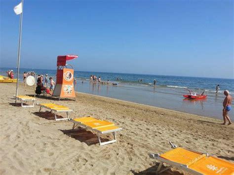 La Nostra Spiaggia Bagno 61  Foto Di Hotel Doge, Riccione