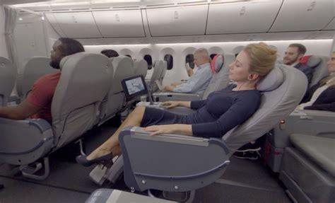 experience norwegians  dreamliner premium cabin