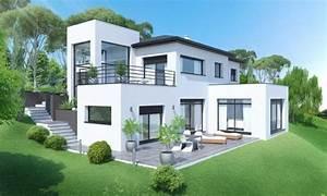 Plan maison 6 chambres plan habill etage maison maison for Delightful logiciel plan 3d maison 6 plans de maison 2 et 3d