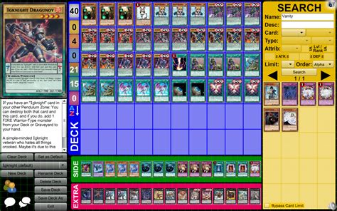 top decks sep 2015 ignite the igknight deck 2015 yu gi oh tcg ocg