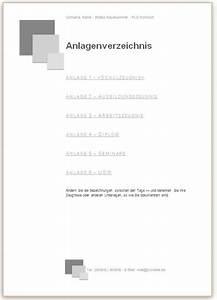 Gratis bewerbung anlagenverzeichnis vorlage muster for Anlagenverzeichnis bewerbung muster