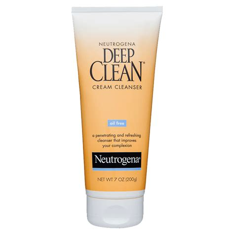 Deep Clean Cream Cleanser | NEUTROGENA® Australia