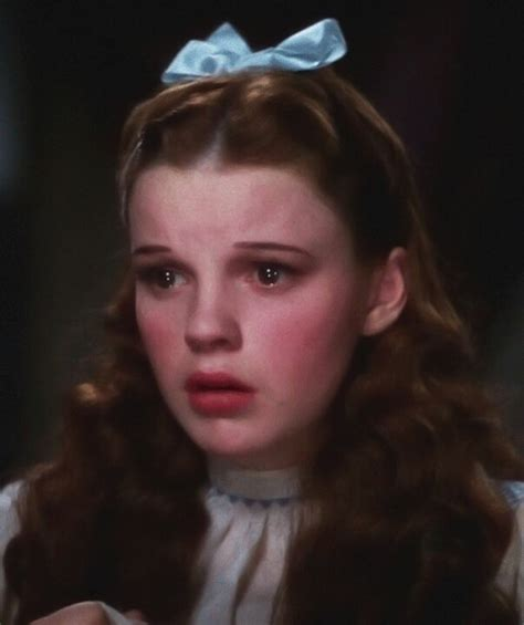 dorothy gale played by judy garland wizard of oz 1939