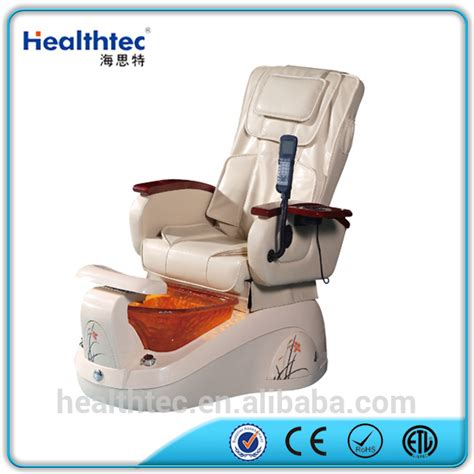 high reputation foot spa nail pedicure chair with