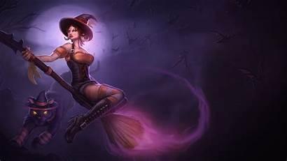 Witch Fantasy Legends League Wallpapers Backgrounds Desktop