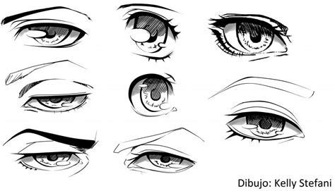 Dibujar Ojos Anime paso a paso IlustraIdeas :v Como