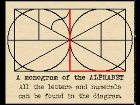 monogram   alphabet youtube