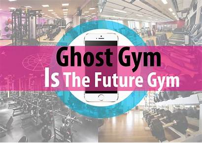 Gym Ghost Generation Future Trainer Wenghonnfitness
