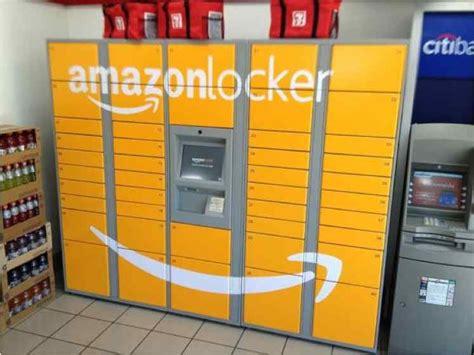 amazon lockers  coming  staples business insider