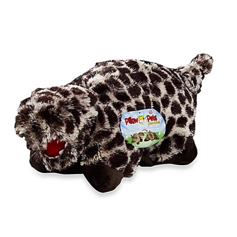 pillow pets wee pillow pets wee in trexasaurus bed bath beyond