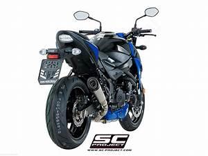 Suzuki Gsx S750 : s1 exhaust by sc project suzuki gsx s750 2017 s15 t41t ~ Maxctalentgroup.com Avis de Voitures