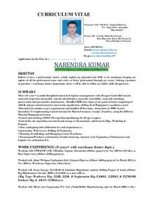 and gas cv format resume gas