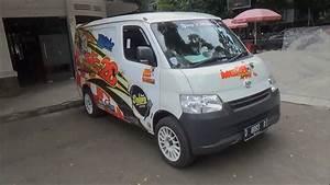 Review Daihatsu Gran Max Blind Van 2016