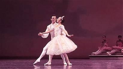 Elegant Ballet Pointe Shoes Dance Tutu Animated