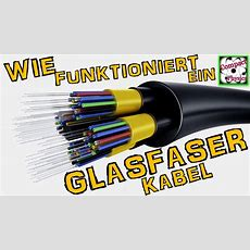 Wie Funktioniert Ein Glasfaserkabel [compact Physics
