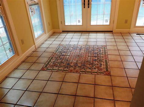 Hand Painted Ceramic Tile   Tile Design Ideas