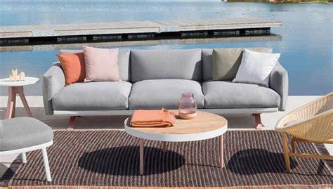 canapé bas design salon de jardin canapé fauteuil bas et banquette