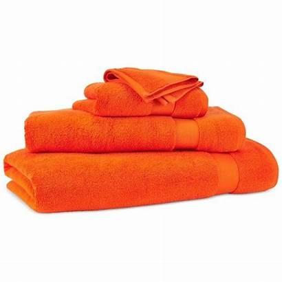 Orange Bath Towels Towel Lauren Ralph Designer