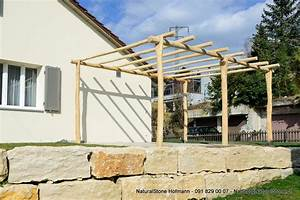 Holz Für Pergola : kastanienholz f r pergola bis 6m l nge ~ Sanjose-hotels-ca.com Haus und Dekorationen