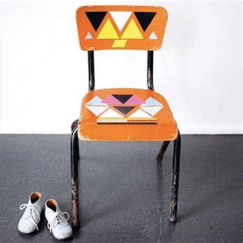 customiser une chaise 5 astuces pour customiser une chaise d enfant