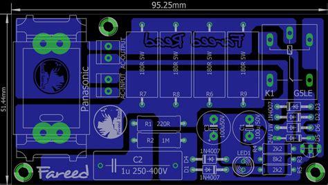 membuat softstart alat anti mcb anjlok trip berbagi tulisan
