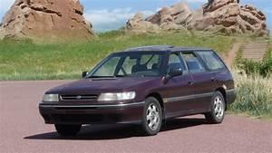 1993 Subaru Legacy Wagon Turbo Review