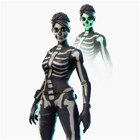 fortnite skull trooper halloween skins