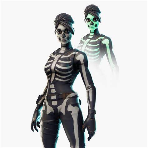 fortnite skull trooper halloween skins