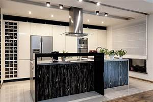 28 Modern White Kitchen Design Ideas (Photos)