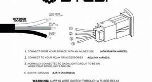 Saber Tir Light Bar Wiring Diagram For