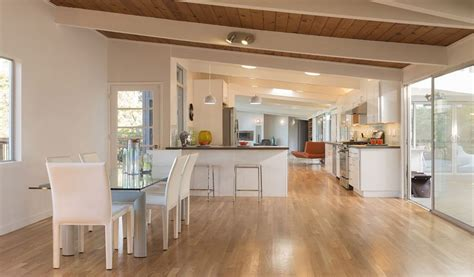 creating  open plan kitchen property price advice