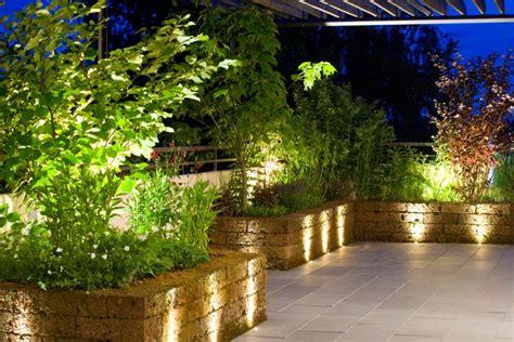 Beleuchtung Für Den Garten by Licht Im Garten Ostsee G 228 Rten