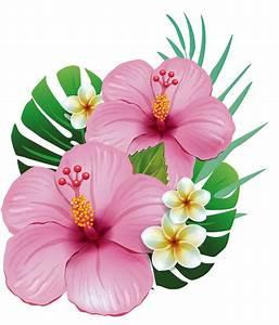Vintage Hawaiian Flower Art | www.imgkid.com - The Image ...