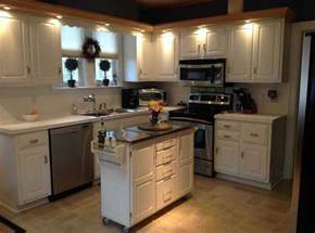 movable island kitchen 25 portable kitchen islands rolling movable designs designing idea