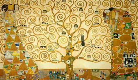 l arbre de la vie stoclet frise 1909 de gustav klimt