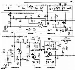 Make A Best Tracking Transmitter Circuit Diagram