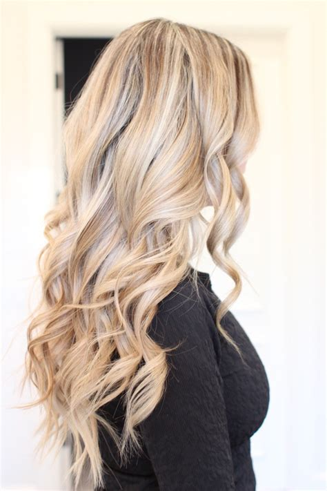 How To Hair by How To Curl Your Hair With A Wand Curls And