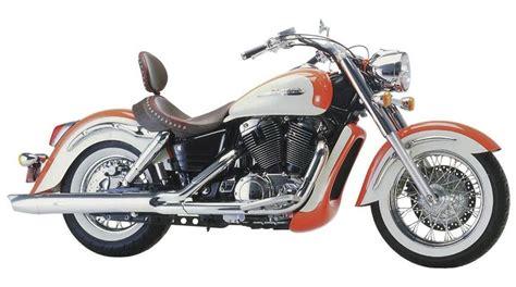 1999 Honda Shadow Aero 1100