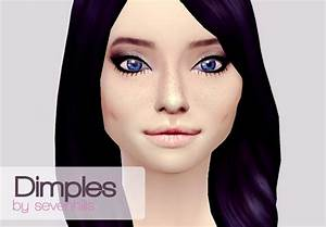 Sevenhill Sims: Dimples • Sims 4 Downloads