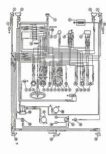 Fiat 500 D Wiring Diagram