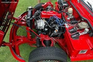 Triumph Spitfire Mk3 Engine