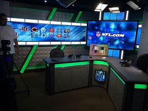 Rgb Wall Lights Led Lighting Consulting And Design Nfl Podcast