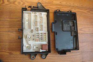 2002 Lexus Sc430 Oem Complete Fuse Relay Junction Box