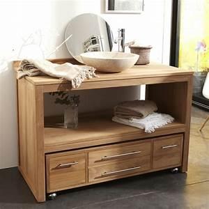 Waschtisch Bad Holz : waschtisch holz fur aufsatzwaschbecken ~ Sanjose-hotels-ca.com Haus und Dekorationen