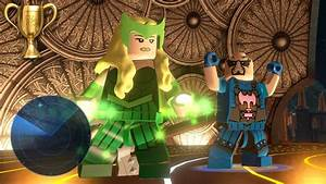 Didn't Odin Banish You Two? Trophy Guide LEGO Marvel ...