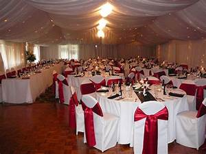 red black and white wedding | Reference For Wedding Decoration