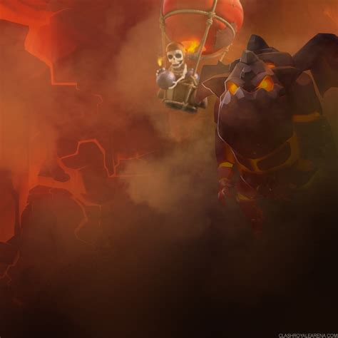 Clash Of Clans Wallpapers Clash Royale Wallpaper Collection Clash Royale Guides
