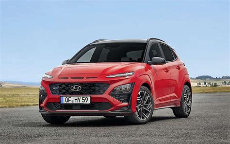 The kona crossover joins the n brand's ranks this year; Hyundai Kona N Line: imagen más deportiva para el SUV coreano
